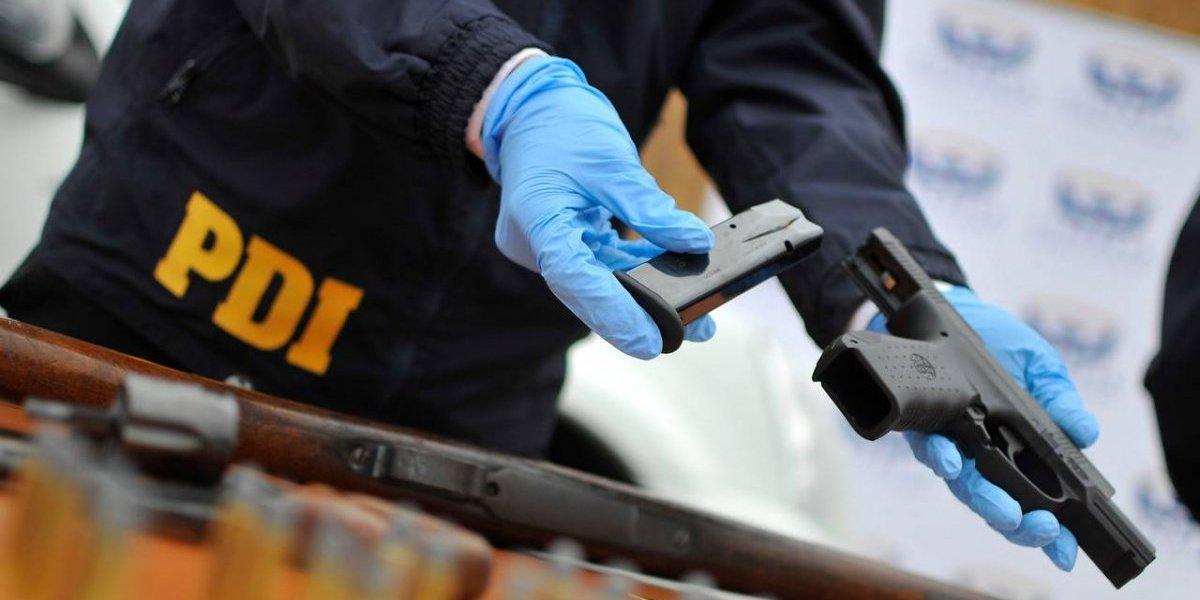 """""""Ya, me aburrí, los voy a agarrar a balazos"""": la espeluznante amenaza con que joven mató a una mujer en Valparaíso"""