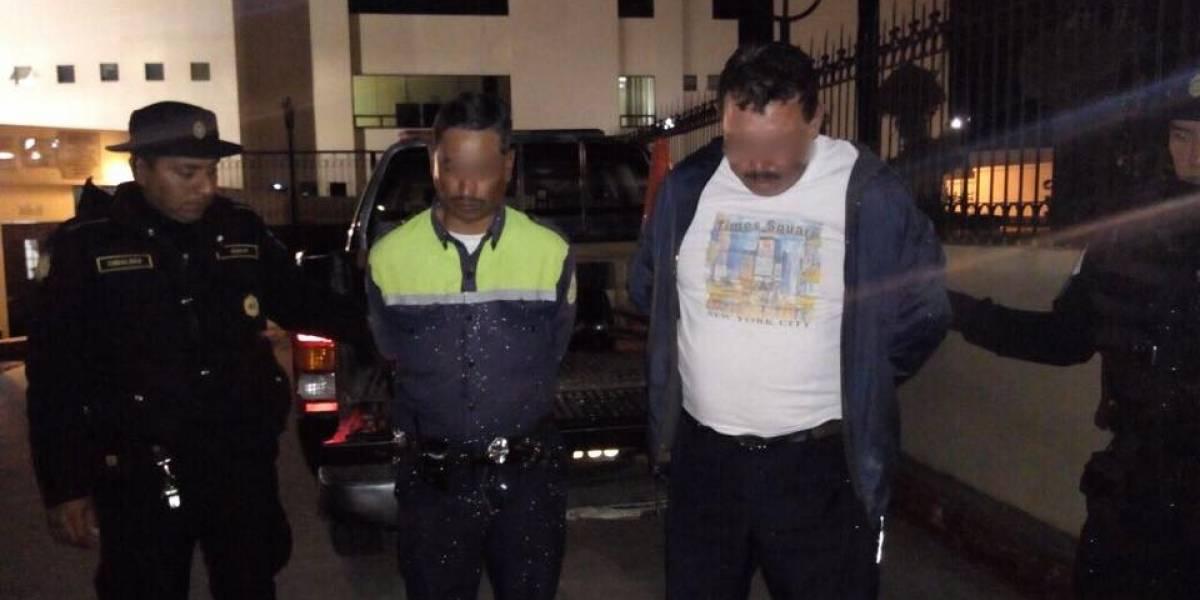 Capturan a dos agentes de la PMT en estado de ebriedad