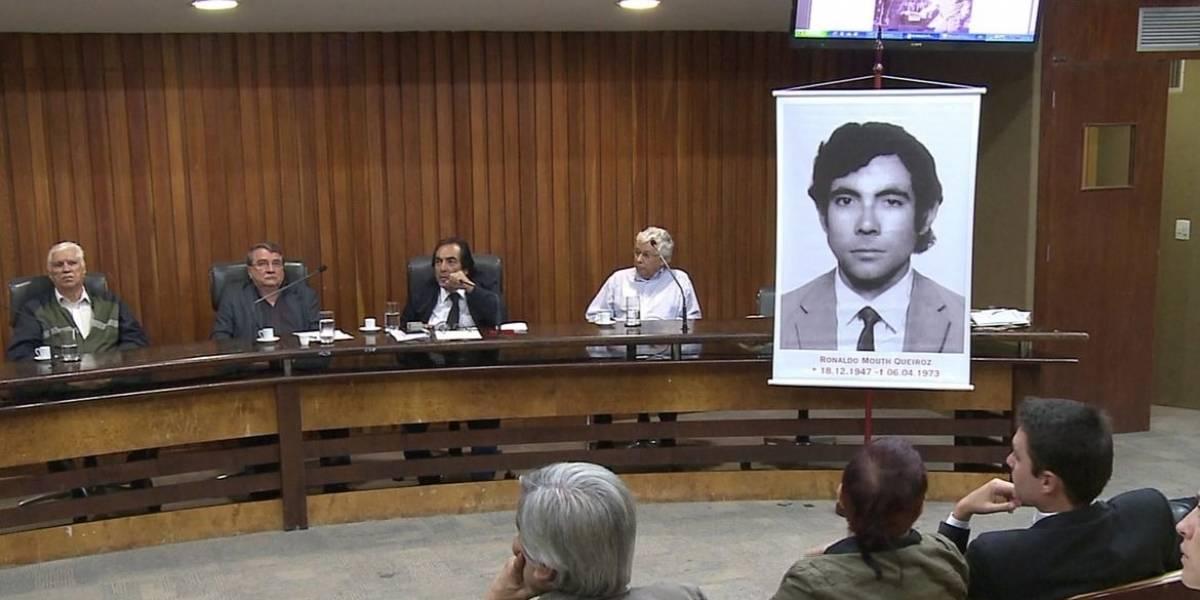 Ministério Público denuncia dois por morte de militante durante a ditadura