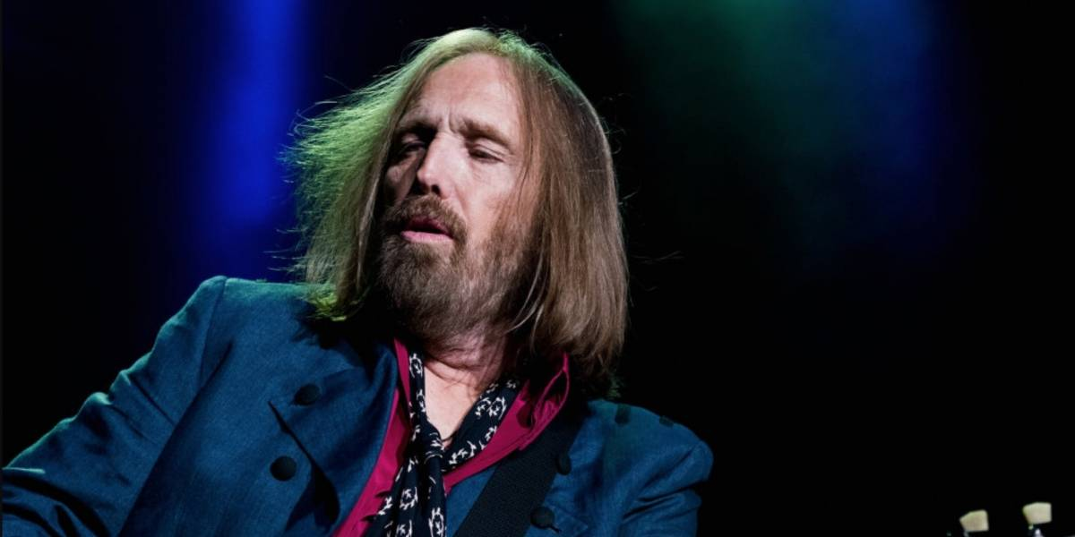 Tom Petty murió por sobredosis 'accidental' de drogas