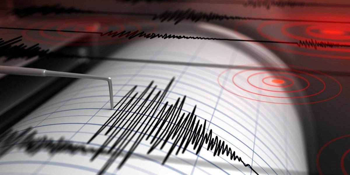 Se registra temblor en República Dominicana