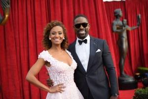 Ryan Michelle Bathe en los SAG Awards