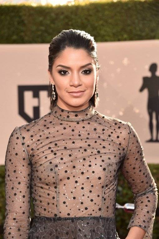 Shakira Barrera, SAG Awards Fotos: AFP
