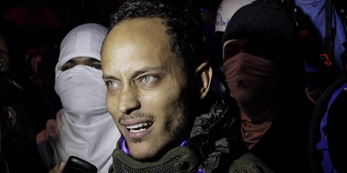 Entierran a Óscar Pérez, policía venezolano que se rebeló contra Maduro