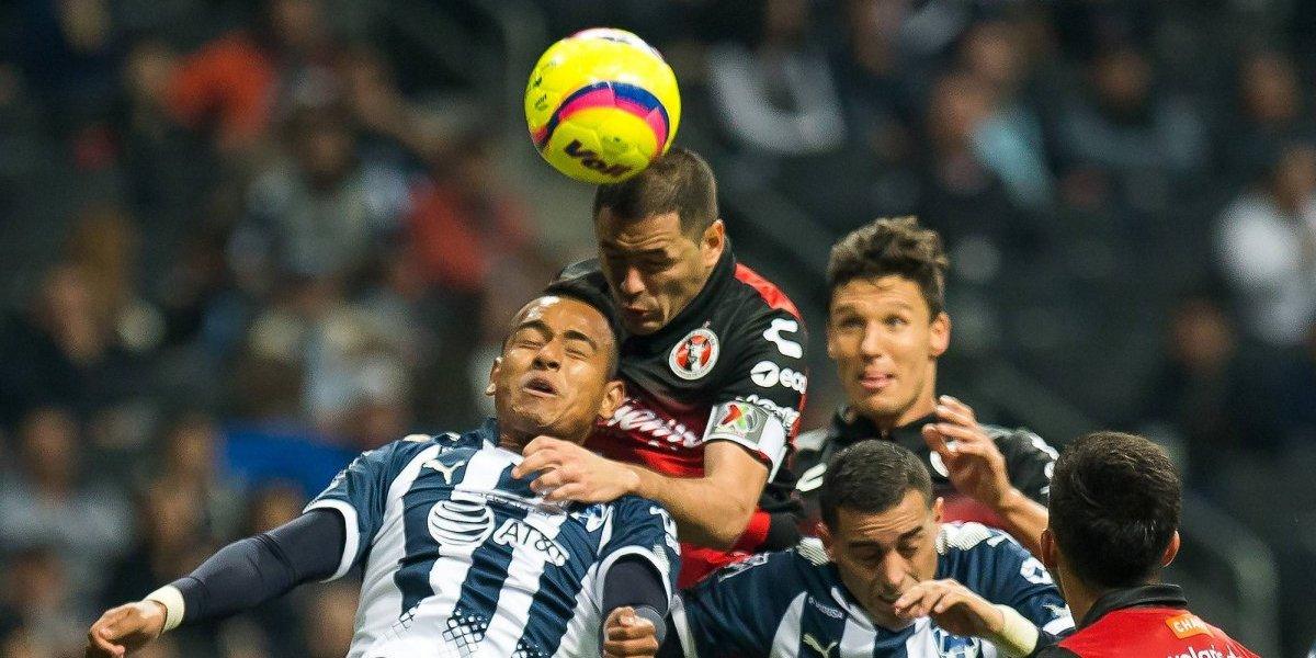 Xolos saca valioso empate en Monterrey; Hurtado falla penal