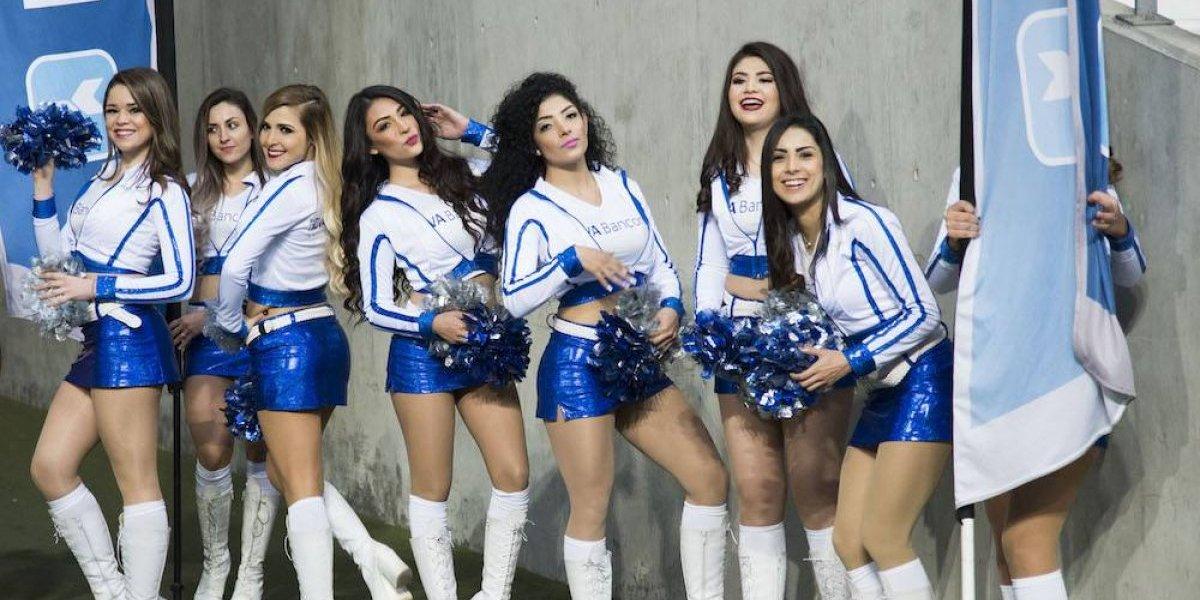 Las chicas de la jornada 3 del Clausura 2018