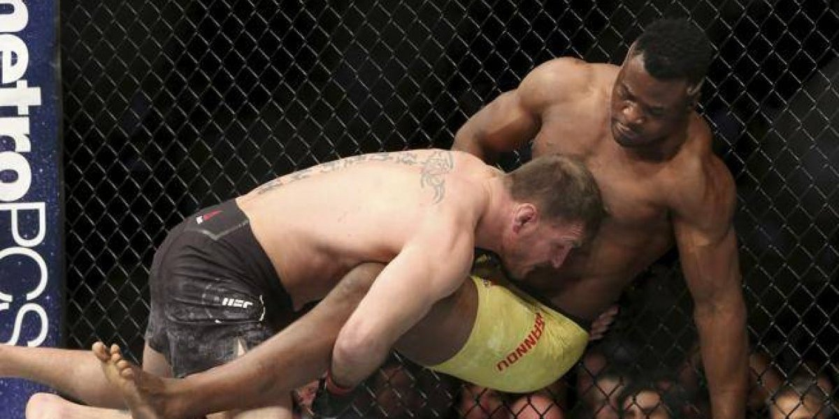 Invencible: Stipe Miocic hizo historia en la UFC y defendió su título por tercera vez
