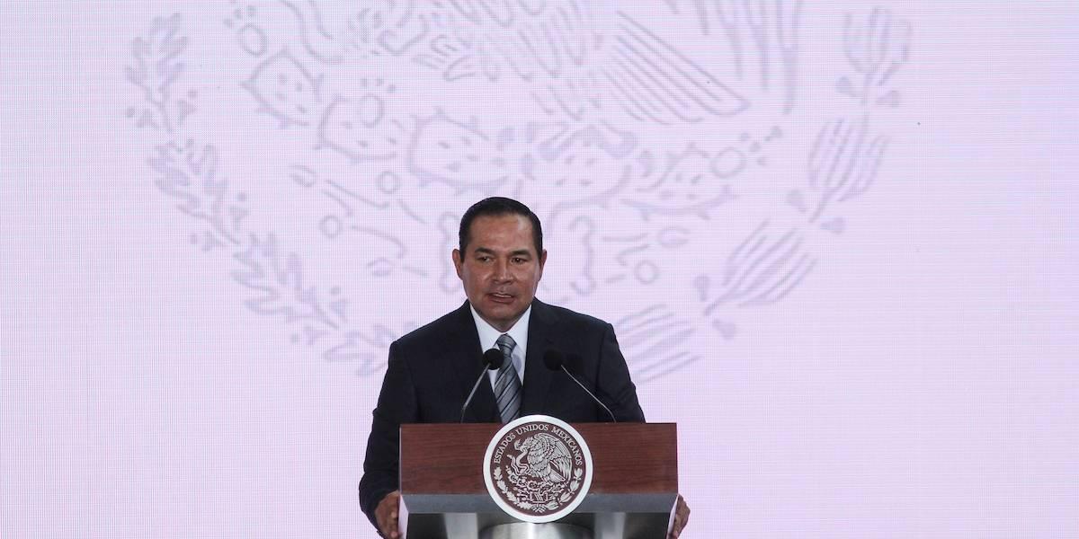Designan al ex secretario Luis Enrique Miranda como delegado del PRI en Chiapas