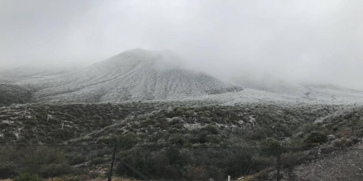 Frente frío 24 provocará bajas temperaturas en gran parte del país
