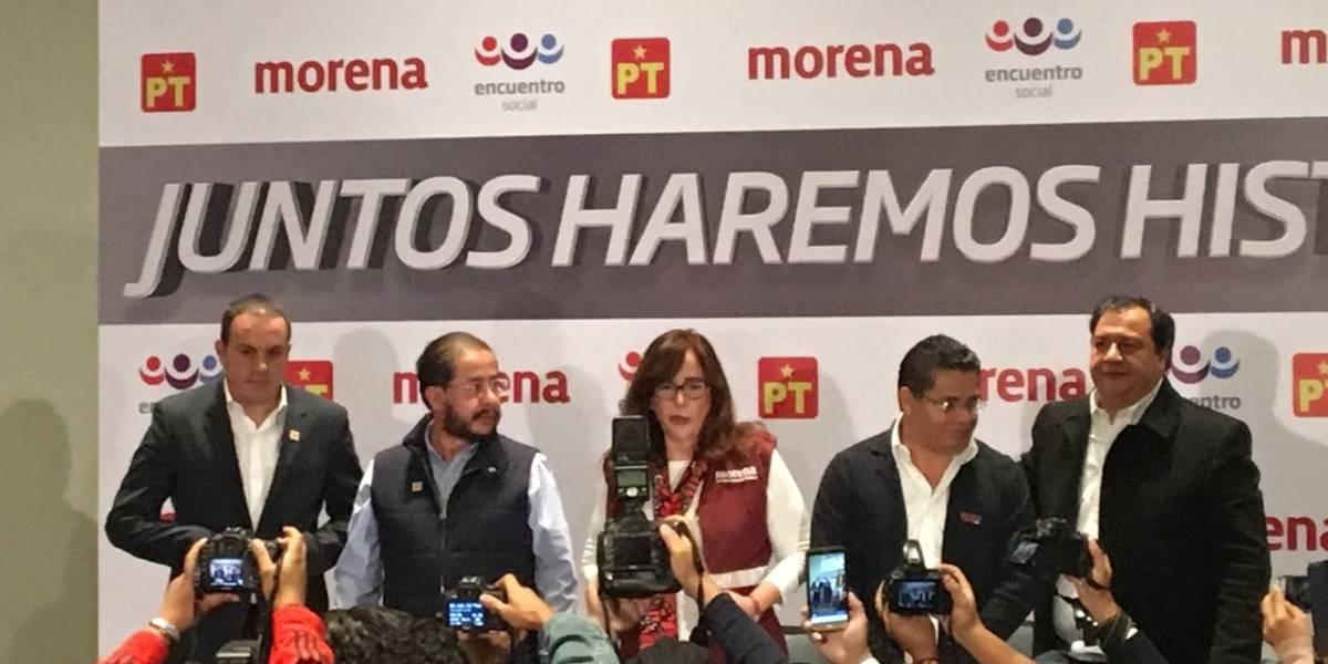 """PES-Morena-PT alistan a """"El Cuau"""" como precandidato al gobierno de Morelos"""