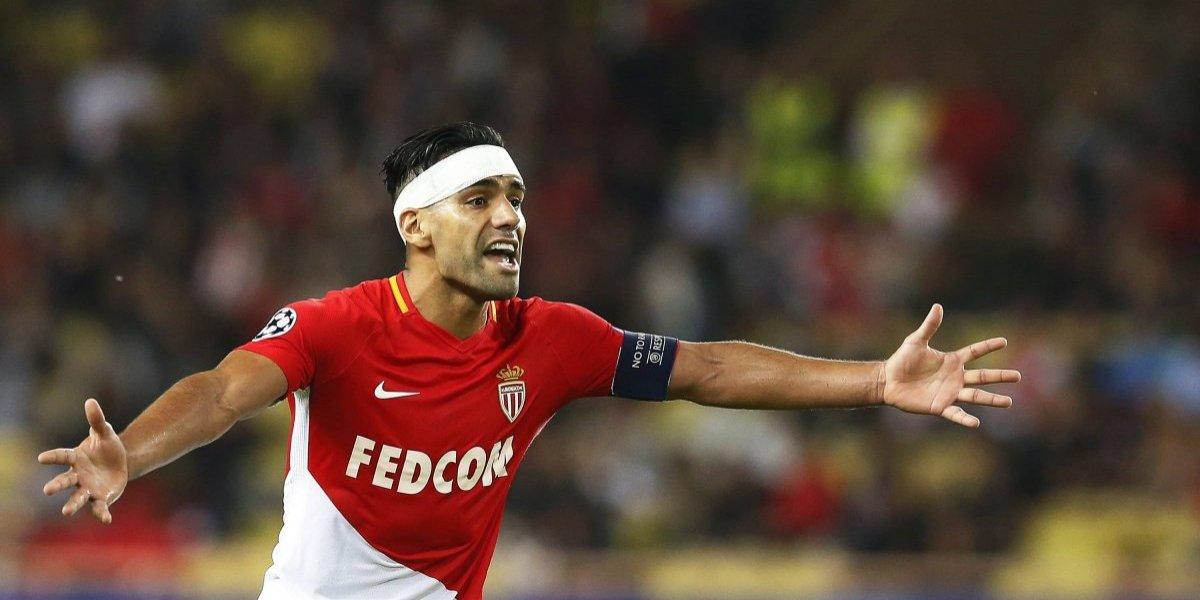 ¿Es en serio? Falcao no anotó gol y en Mónaco ya le buscan reemplazo