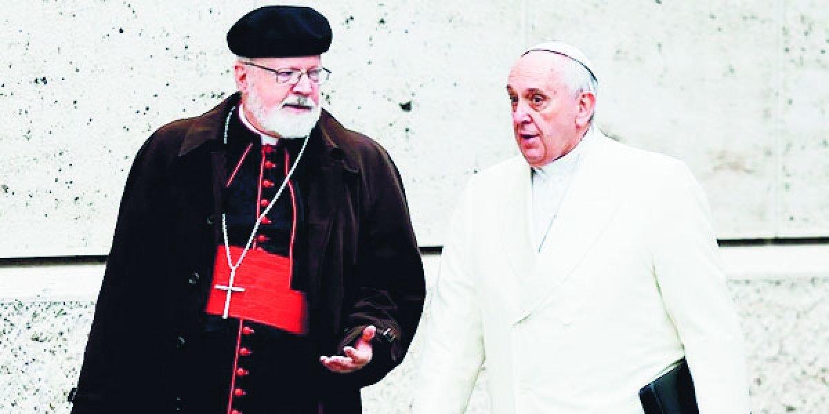 Asesor del Papa lo critica por sus dichos en caso de abuso sexual