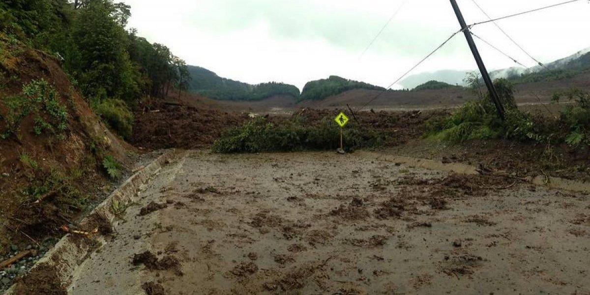 Aguas Andinas en alerta temprana preventiva por posibilidad de aludes y aluviones en la Región Metropolitana