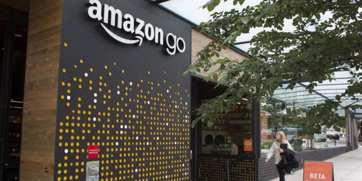 Abre al público Amazon Go, el supermercado de proximidad sin cajeros
