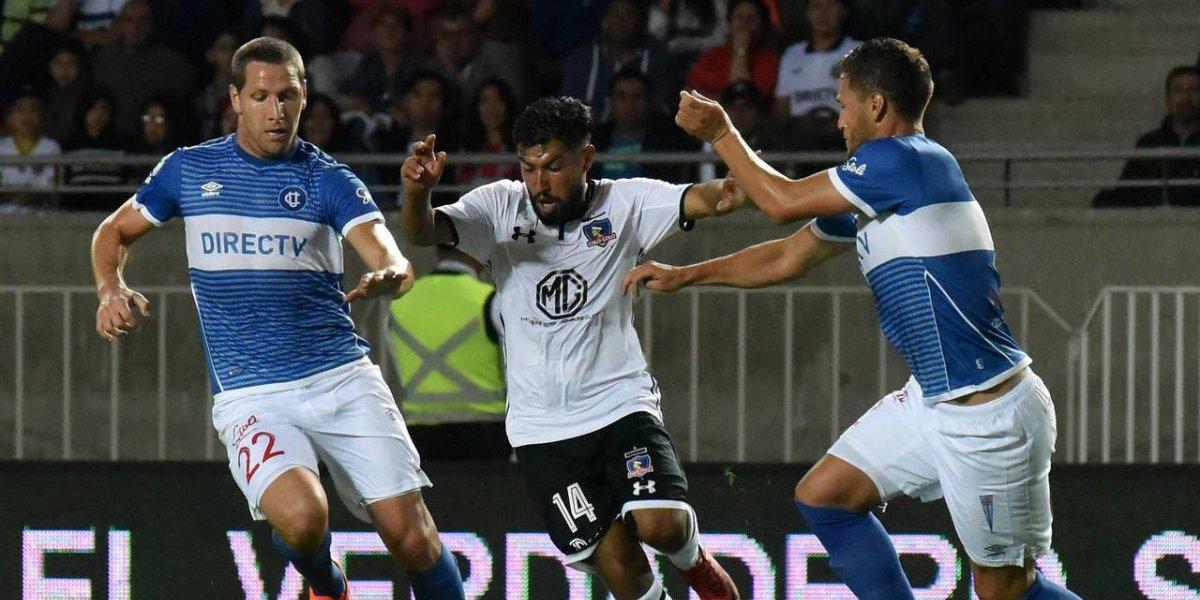 Beñat San José debutó en la banca de la UC con una victoria ante Colo Colo