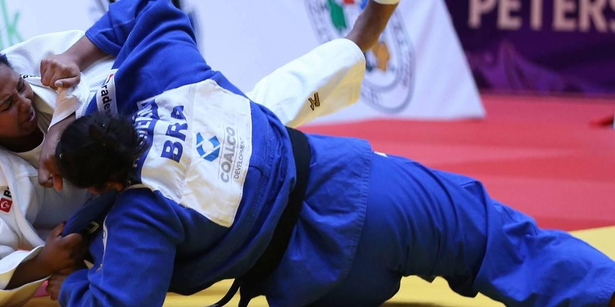 Judô brasileiro leva prata e bronze no último dia do Grand Prix de Túnis