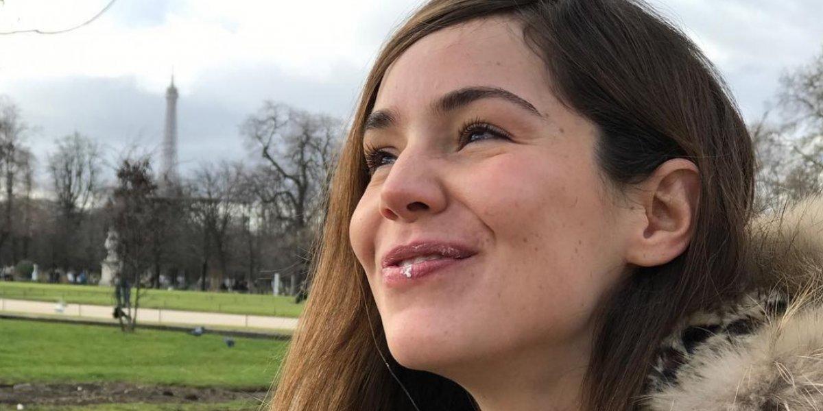 Ex novia de 'Chicharito' enseña de más con atrevida foto en redes