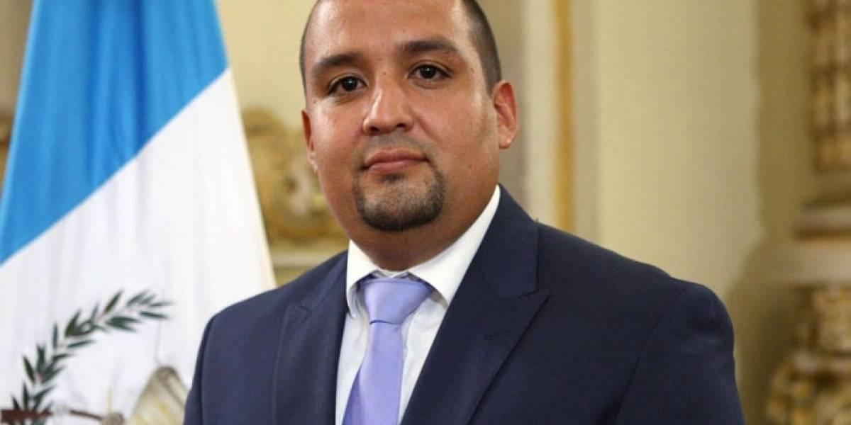 Extitular de la SAT reconoce lucha contra la corrupción tras la captura de Baldizón