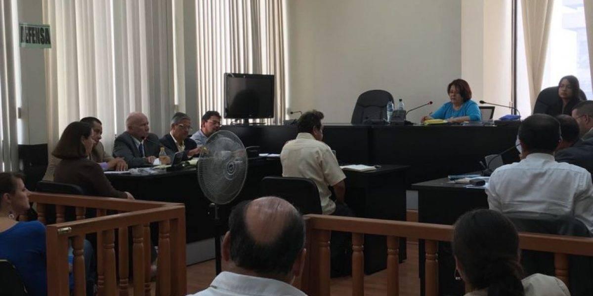 Juez Miguel Gálvez revisa el caso de Bancafé