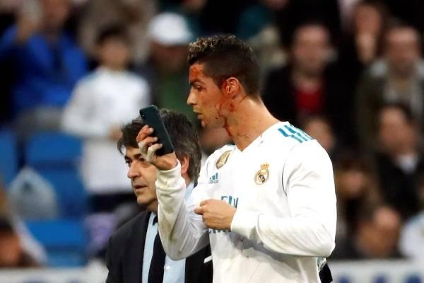 Así Ronaldo metía cerveza a los entrenamientos