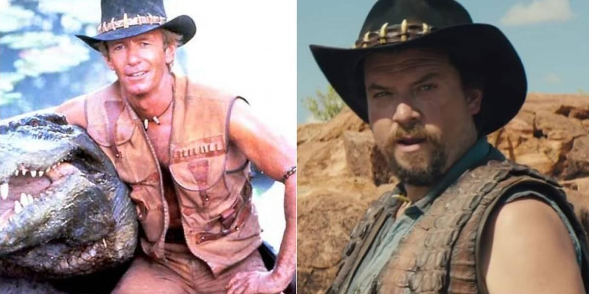 Crocodilo Dundee ganha nova versão com Danny McBride no papel do protagonista; veja teaser