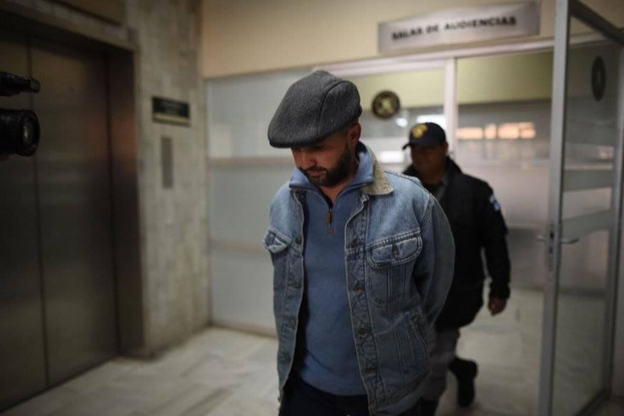 Diego Chacón Yurrita fue capturado por el caso Odebrecht. Edwin Bercián