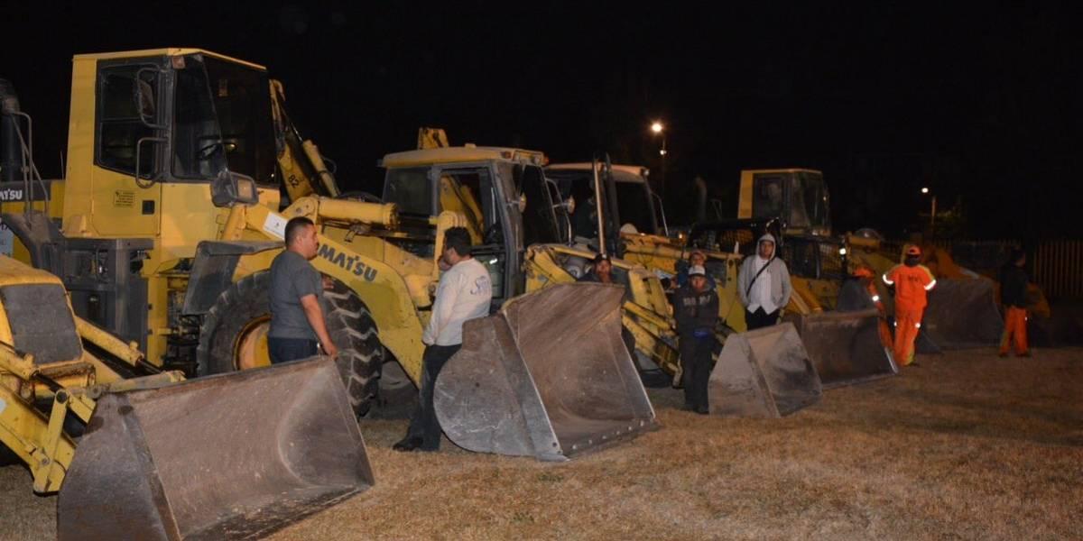 Gobierno capitalino retira mil 200 toneladas de escombro en Iztapalapa tras 19-S