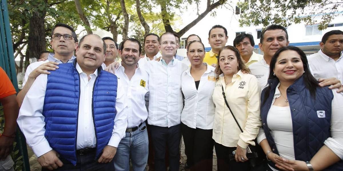 Anaya pide al INE explicar irregularidades en apoyos a independientes