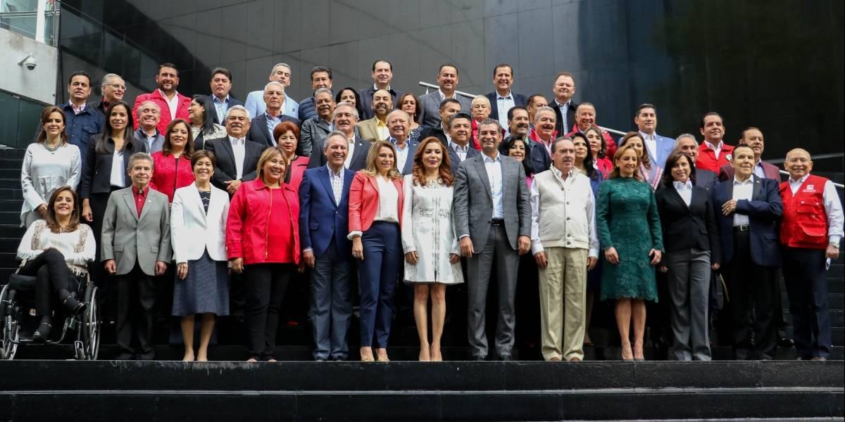 Mujeres encabezan lista de precandidatos del PRI para municipios en el Edomex