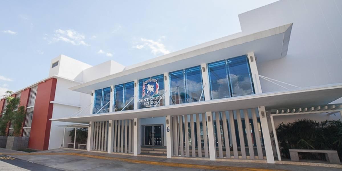 Saint George School entre los mejores del País en Pruebas Nacionales 2017