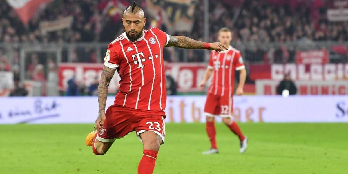 Minuto a minuto: el Bayern con Vidal en cancha enfrenta a Werder Bremen por la Bundesliga