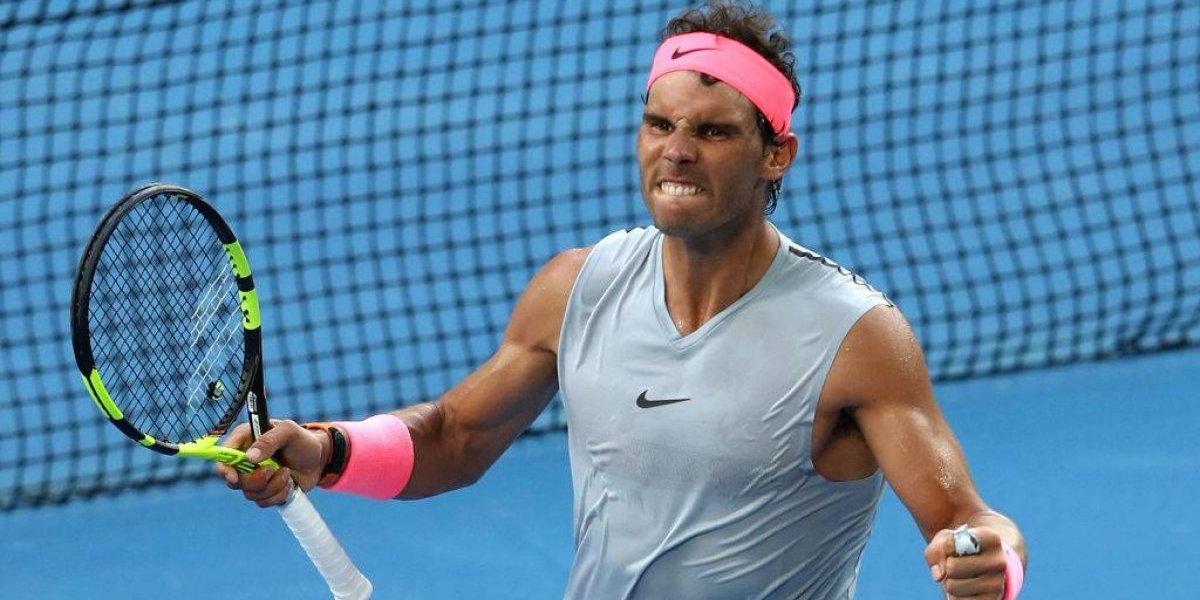Nadal asegura el número uno tras Australia aunque no sea campeón