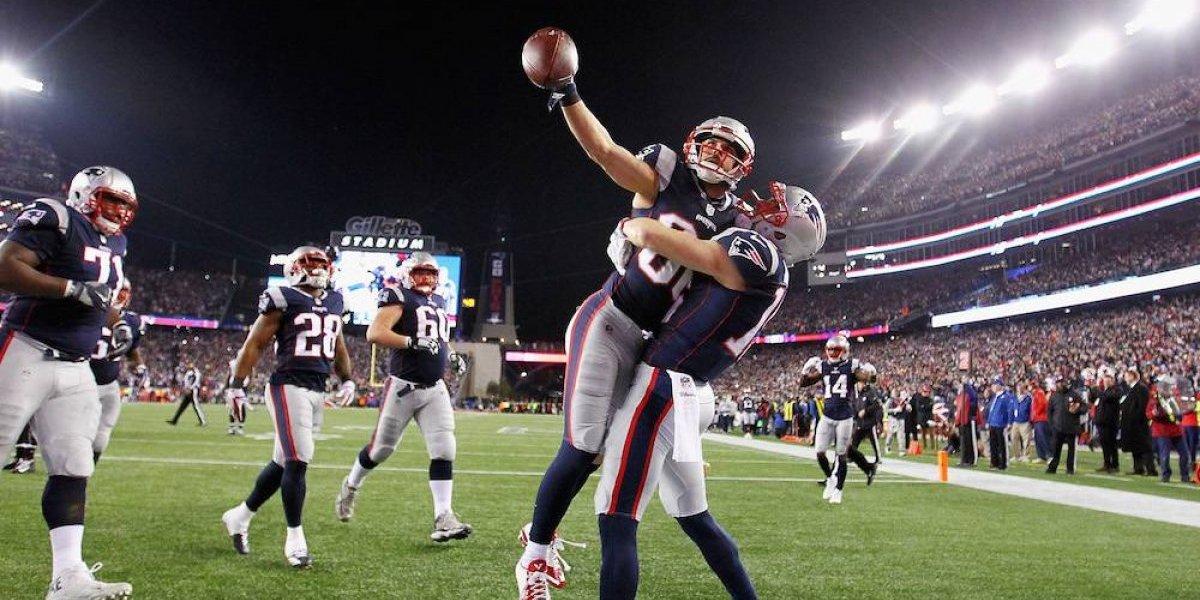 Patriots ganan la final de la AFC y van al Super Bowl LII