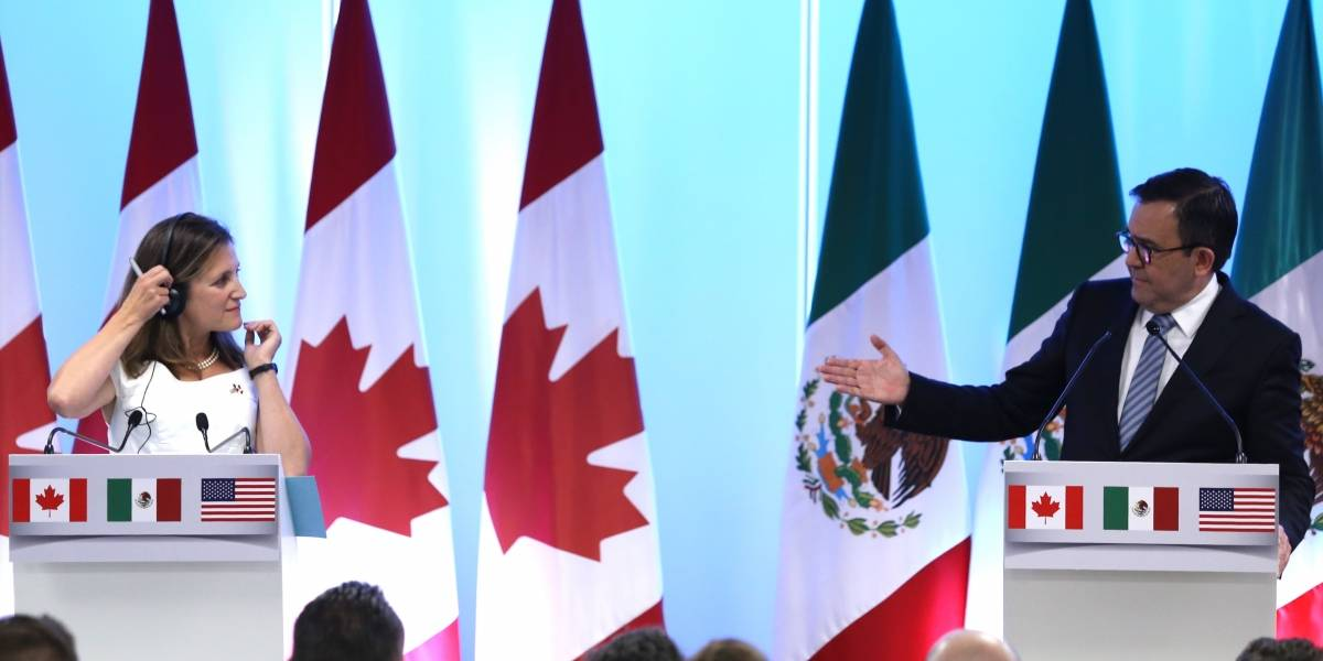 Ministra de Canadá se reunirá con Guajardo para discutir TLCAN