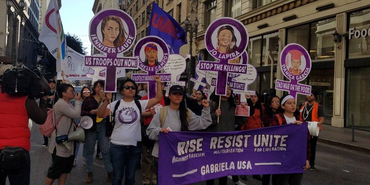 """Convocan a """"Paro Internacional de Mujeres"""" en marzo"""