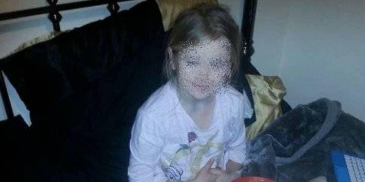 Publicó en Facebook una foto de su hija de 8 años y a los 15 minutos la apuñalaron hasta la muerte