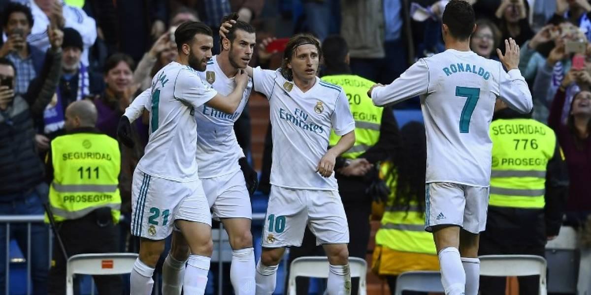 El Madrid golea al Deportivo y recupera la confianza en LaLiga