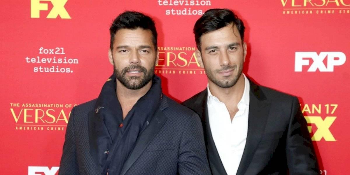 ¡Hermosa! Por fin Ricky Martin revela el rostro de su hija Lucía