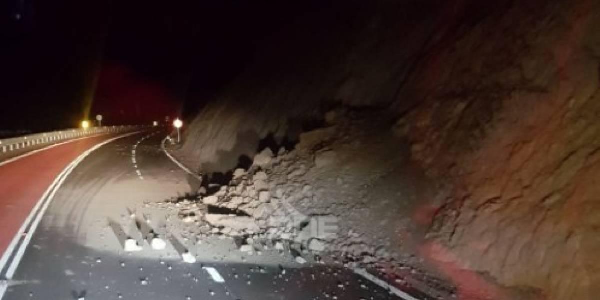 Restablecen tránsito en rutas de Arica luego de sismo 6,3 que afectó al norte del país
