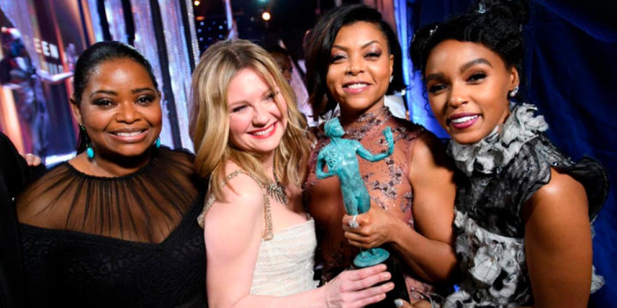 ¿Por qué solo se verán mujeres en el escenario de los SAG Awards 2018?