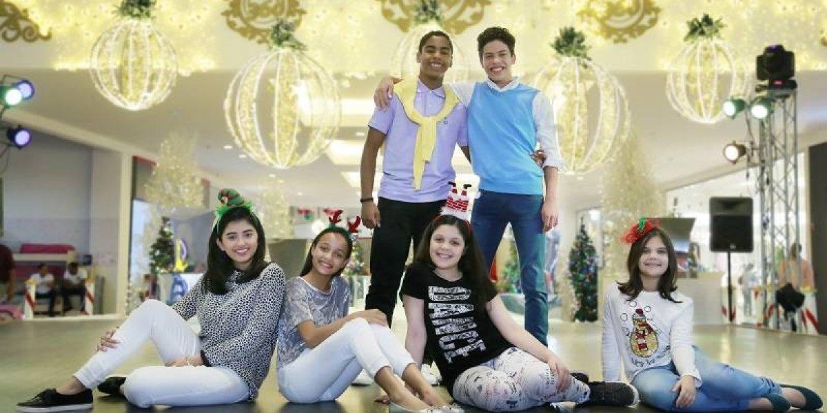La nueva generación de actores juveniles se prepara para dar lo mejor