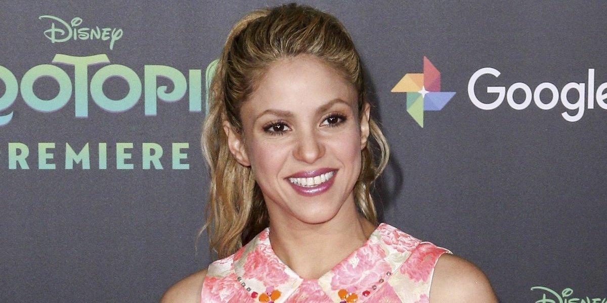 Acusan a Shakira en Fiscalía española por presunto delito fiscal