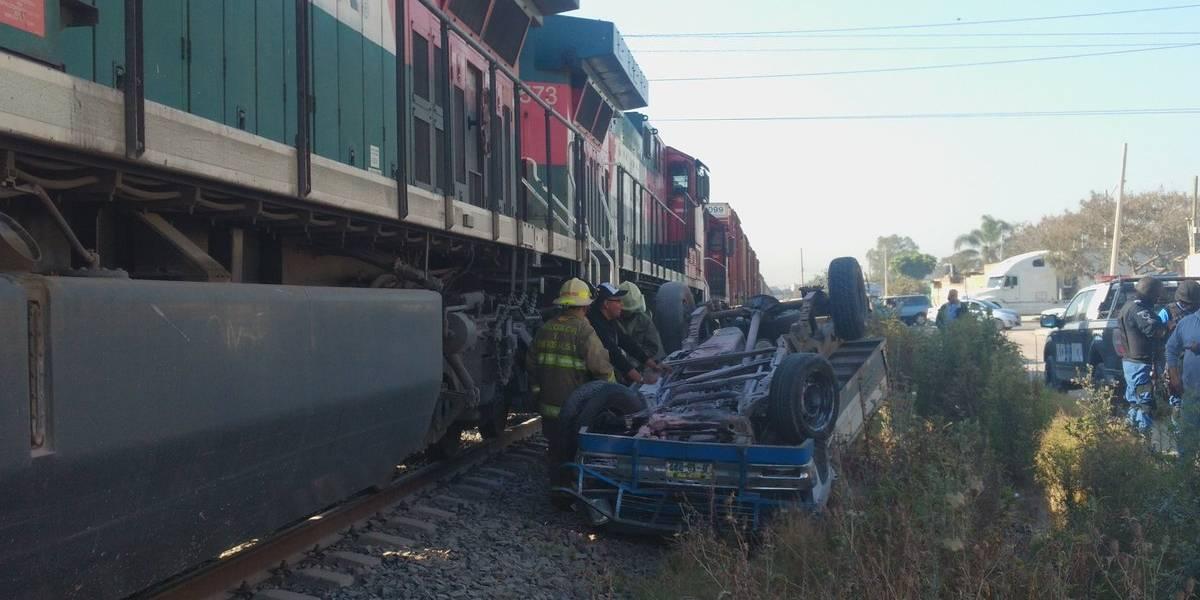 Jalisco se ha convertido en un foco rojo por percances ferroviarios