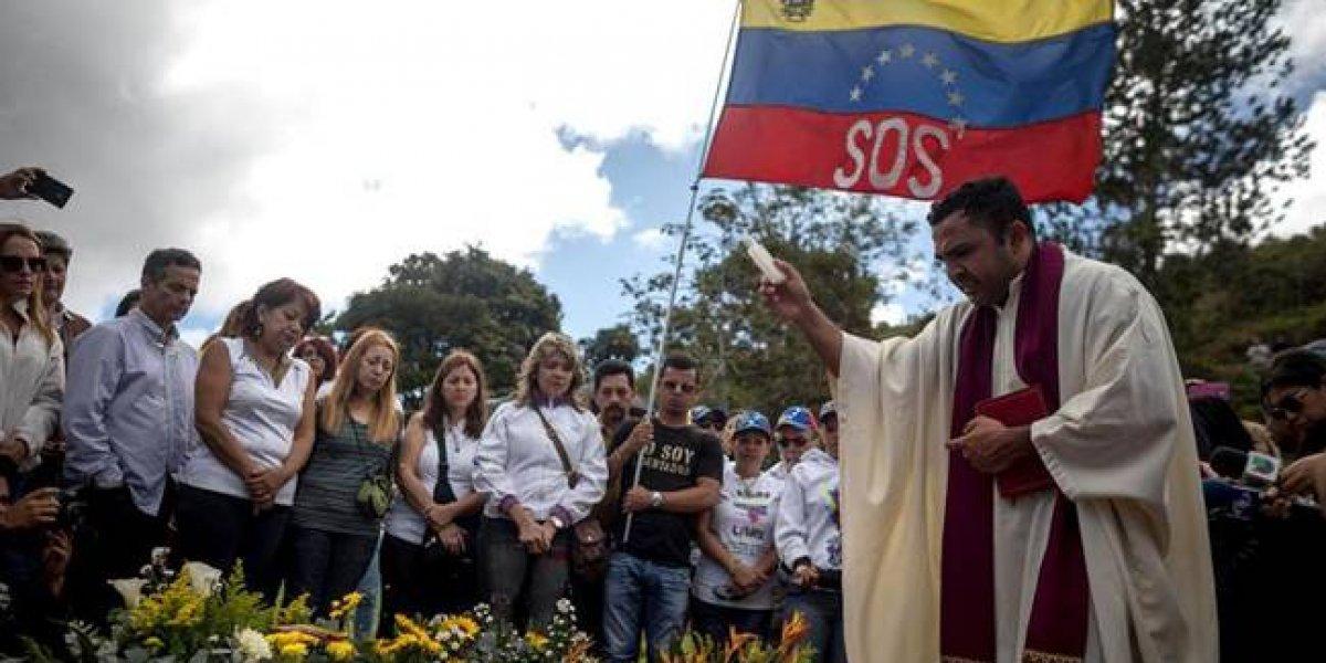 Gobierno venezolano sepultó a expolicía Óscar Pérez sin el acuerdo de sus familiares