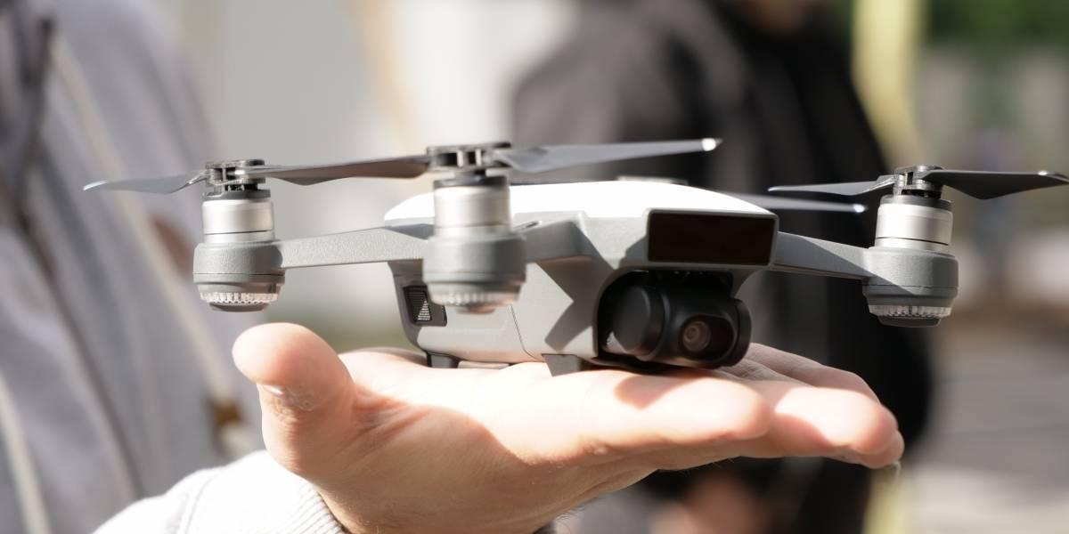 Probamos el pequeño y hermoso dron DJI Spark