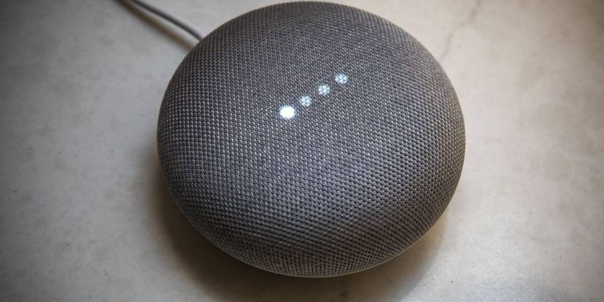 Google deshabilita el botón superior del Home Mini para reparar error de seguridad