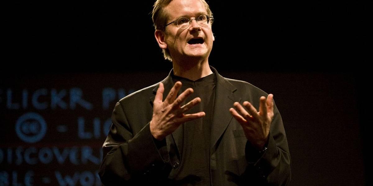 Lawrence Lessig lanza una campaña crowdfunding para crear un Comité de Acción Política