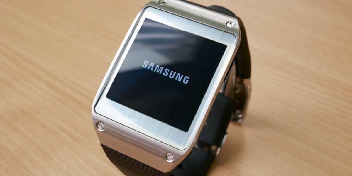 Samsung quiere que los relojes inteligentes sean controlados con gestos de las manos