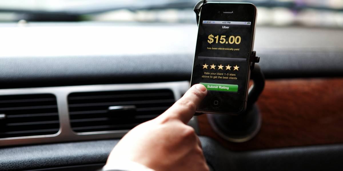 Uber Chile permitirá pagos con Paypal y Easy Taxi firma convenio con Transbank