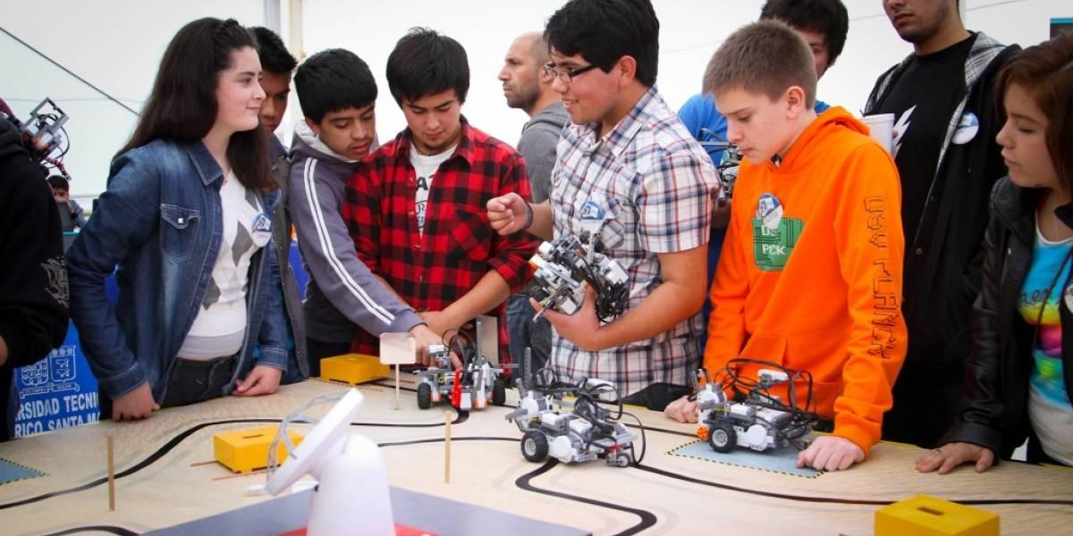 Comienza la postulación para taller gratuito de robótica para niños